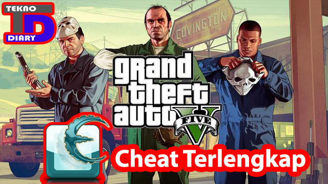 Cheat GTA 5 PS3, PC dan PS4 Terlengkap