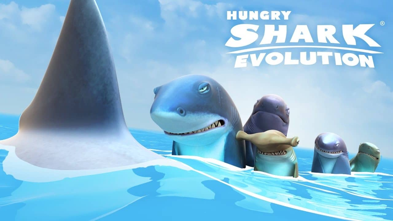 Cheat Hungry Shark Evolution Gems Tanpa Batas