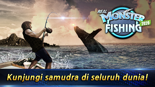 Monster Fishing 2021 Mod Apk Diamond Tak Terbatas